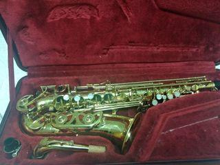 Saxofón Alto Profesional Yanagisawa