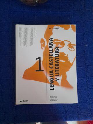 libro lengua 1 de bachillerato (Casals)