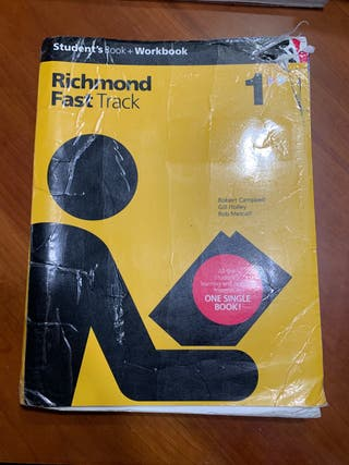 Richmond fast track inglés 1 eso
