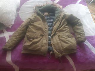 chaqueta polinesia XL