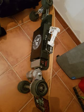 Longboard Skate electrico Tavita