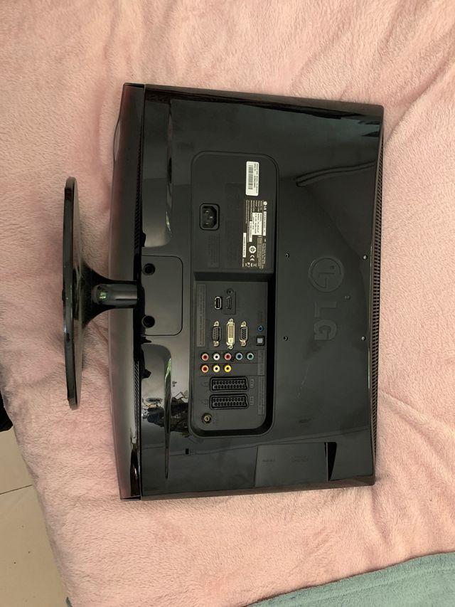 MONITOR- TV LCD 22' LG M2262DL Full HD TDT