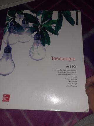 llibro de tecnología 2ESO