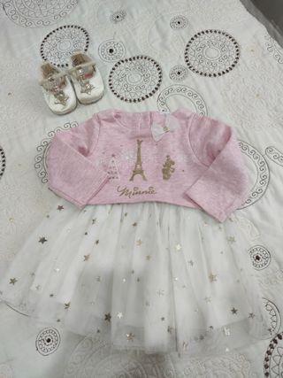 ropa bebé niña cada foto 5€ T:3M/62cm