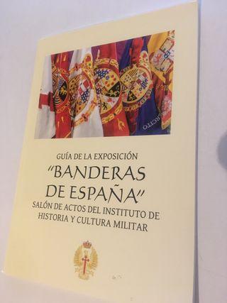 Libro Banderas de España. Vexilología