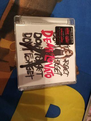 CD de Demi Lovato