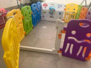 Parque infantil corralito