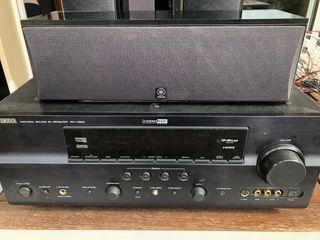 Home cinema Yamaha RX V663