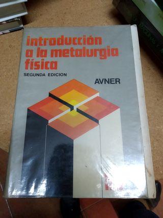 INTRODUCCIÓN A LA METALURGÍA FÍSICA