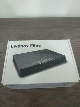 Livebox Fibra