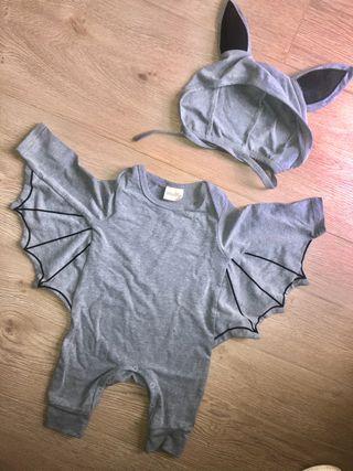 Disfraz bebé HALLOWEEN Murciélago