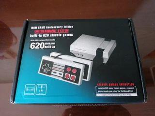 Consola Vintage 620 Juegos