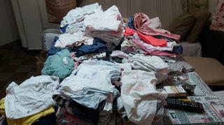 lote de ropa niña