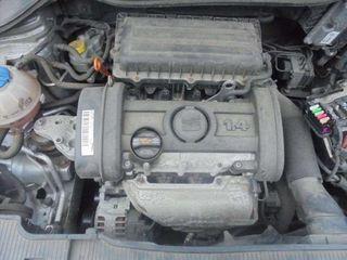 Motor 1.4 16v Bxw Seat Ibiza