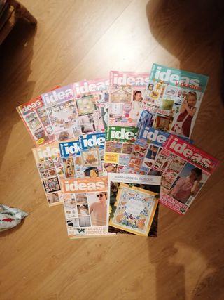 Revistas ideas y puntos