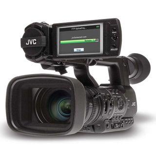 Cámara de Vídeo JVC GY-HM650E