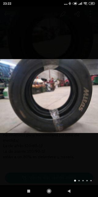 ruedas superdmotard