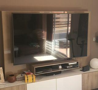 mueble frontal televisor