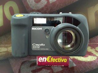 Camara De Fotos Sumergible Ricoh 500SE