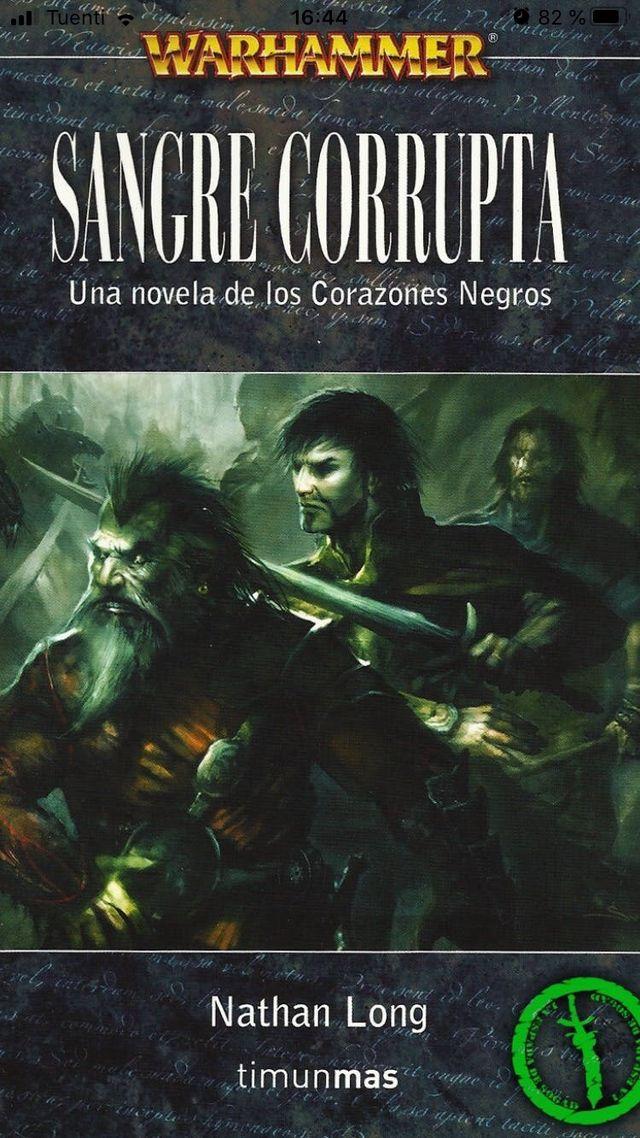 Trilogía Corazones Negros