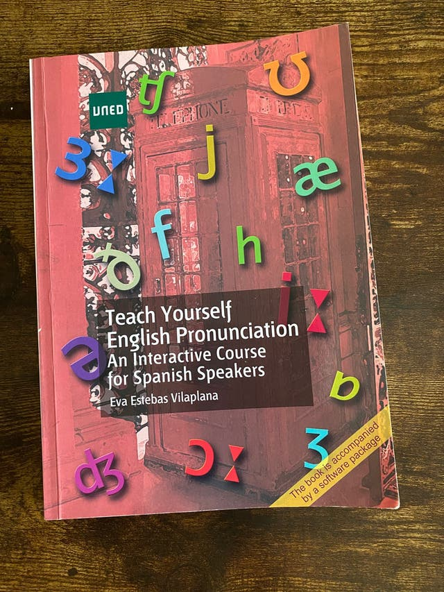 Teach Yourself English Pronunciation UNED