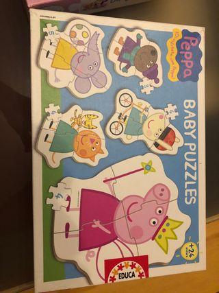 Baby puzzles