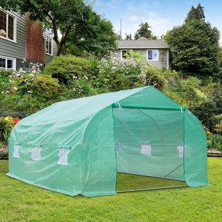 Invernadero de Jardín o Terraza para Cultivo de Pl