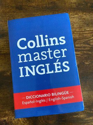 Collins Master Bilingüe Español-Inglés