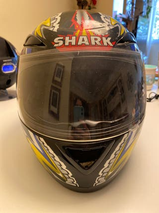 Casco integral SHARK