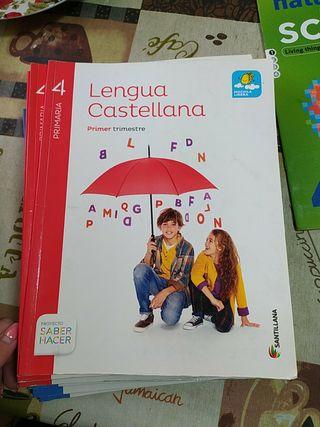 Lengua y matematicas 4 primaria