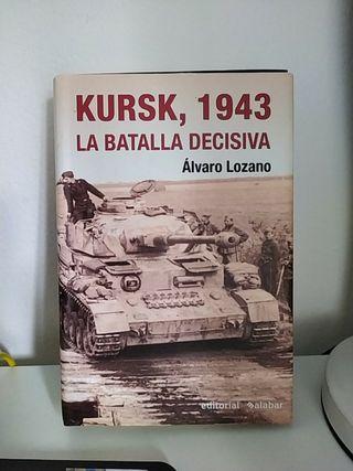 Libro Kursk 1943