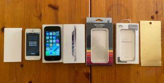 Pack 2 IPhone 5.Regalo protector pantalla Iphone 6
