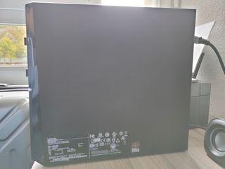 ORDINATEUR LENOVO + LG ÉCRAN PC 24MK400H