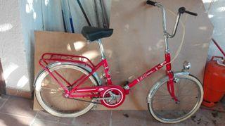 Bicicletas antiguas restauradas