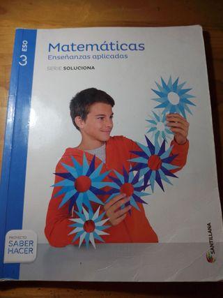 Libro de Matemáticas(3°ESO)