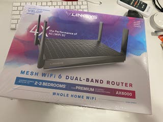 Router Linksys MR9600 WIFI 6