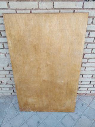 Tablero mesa madera escritorio