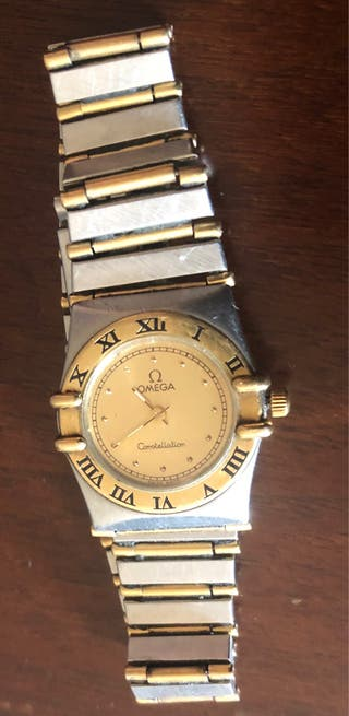 Reloj omega mujer oro