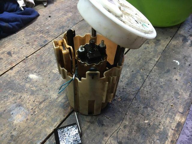 Bomba Combustible Gasoil