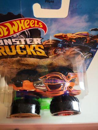 Hot Wheels Monster Trucks Scorpedo.