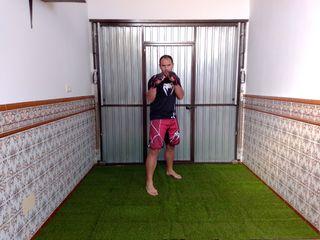 entrenador personal y Kick boxing