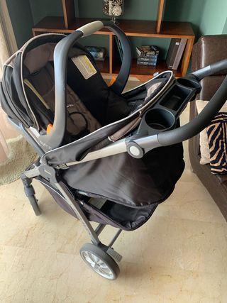 Carro de bebé - Chicco Bravo Trio