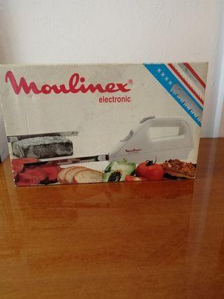 Cuchillo eléctrico Moulinex nuevo