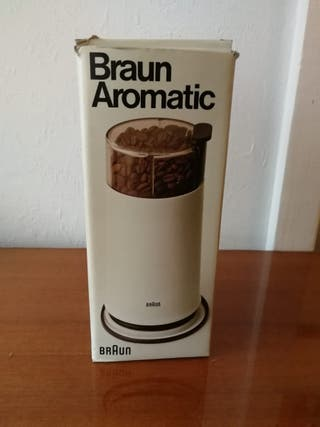 Molinillo café Braun vintage