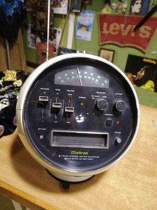 Radio Weltron mod 2001 vintage