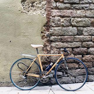 Bicicleta carretera. Fixie Corbetta