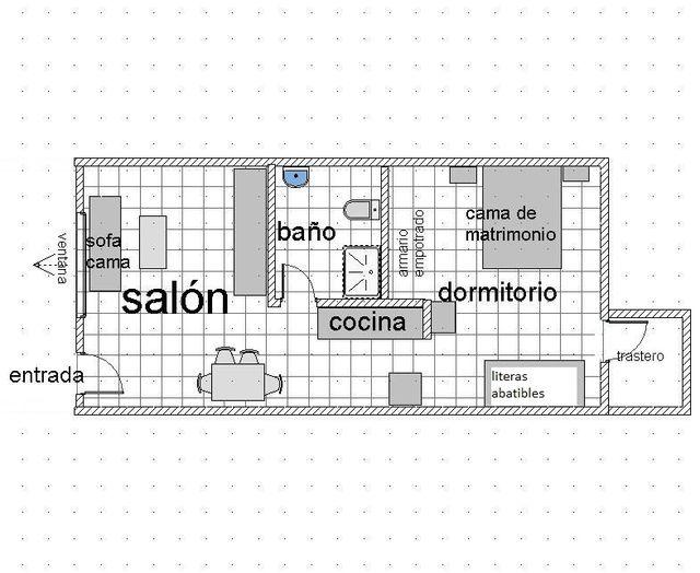 Loft, oficina, consulta