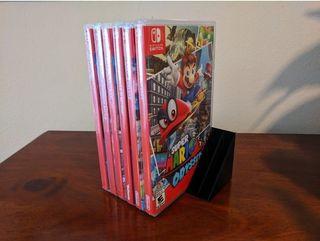 Organizador Juegos Nintendo Switch