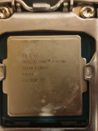 Procesador i7 4770 socket 1150