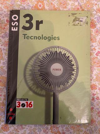 Libro de tecnología 3r ESO